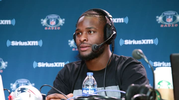 MINNEAPOLIS, MN – FEBRUARY 02: Le'Veon Bell of the Pittsburgh Steelers attends SiriusXM at Super Bowl LII Radio Row at the Mall of America on February 2, 2018 in Bloomington, Minnesota. (Photo by Cindy Ord/Getty Images for SiriusXM)