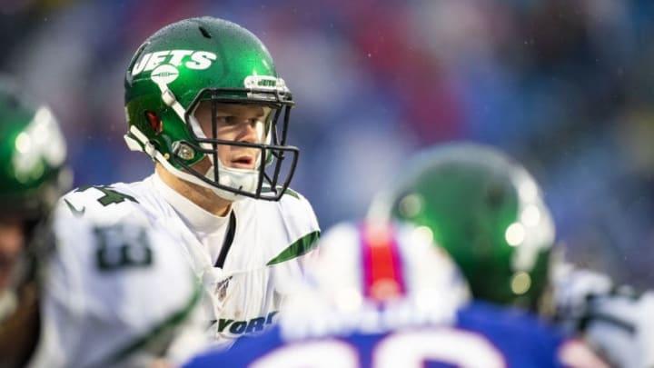 NY Jets, Sam Darnold (Photo by Brett Carlsen/Getty Images)