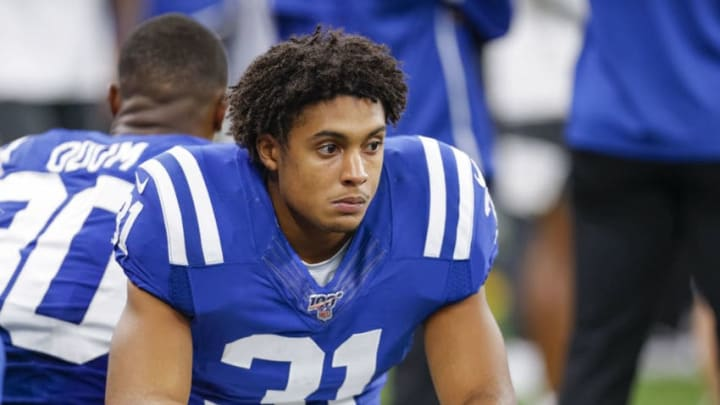NY Jets, Quincy Wilson (Photo by Michael Hickey/Getty Images)