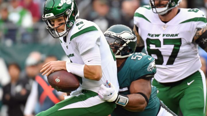 NY Jets Mandatory Credit: Eric Hartline-USA TODAY Sports