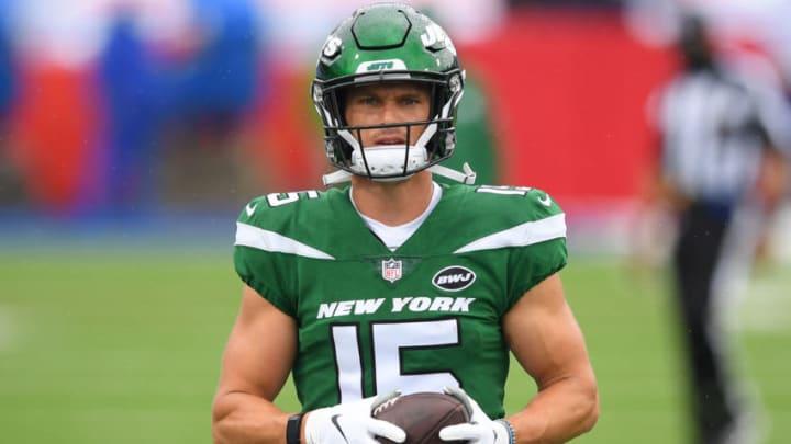 NY Jets, Chris Hogan Mandatory Credit: Rich Barnes-USA TODAY Sports