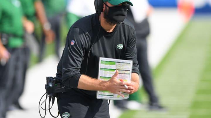 NY Jets, Adam Gase Mandatory Credit: Rich Barnes-USA TODAY Sports