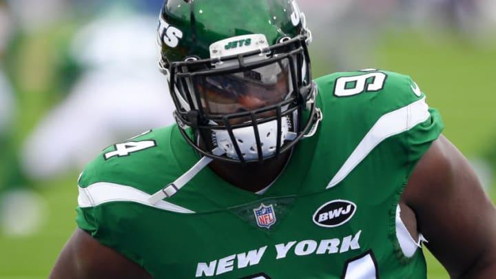 NY Jets Mandatory Credit: Rich Barnes-USA TODAY Sports