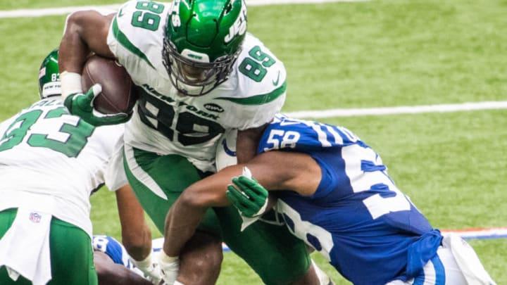 NY Jets Mandatory Credit: Trevor Ruszkowski-USA TODAY Sports