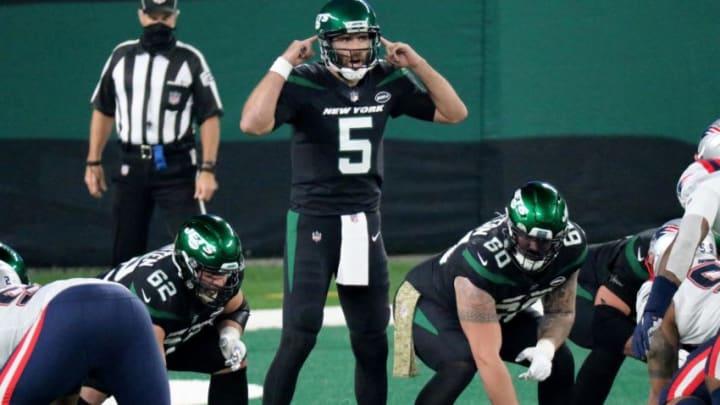 NY Jets Mandatory Credit: Kevin R. Wexler-USA TODAY Sports
