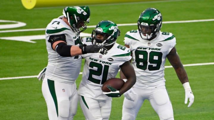 NY Jets Mandatory Credit: Robert Hanashiro-USA TODAY Sports
