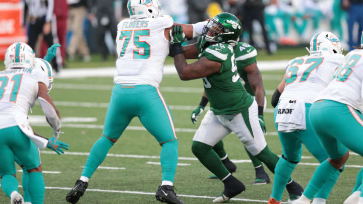 NY Jets, Quinnen Williams Mandatory Credit: Vincent Carchietta-USA TODAY Sports