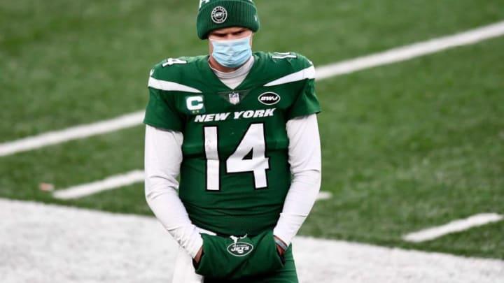 NY Jets, Sam Darnold