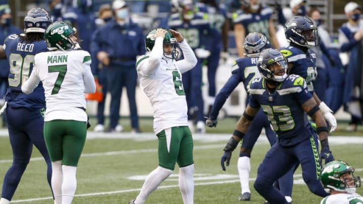 NY Jets, Sergio Castillo Mandatory Credit: Joe Nicholson-USA TODAY Sports