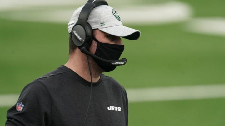NY Jets, Adam Gase Mandatory Credit: Kirby Lee-USA TODAY Sports