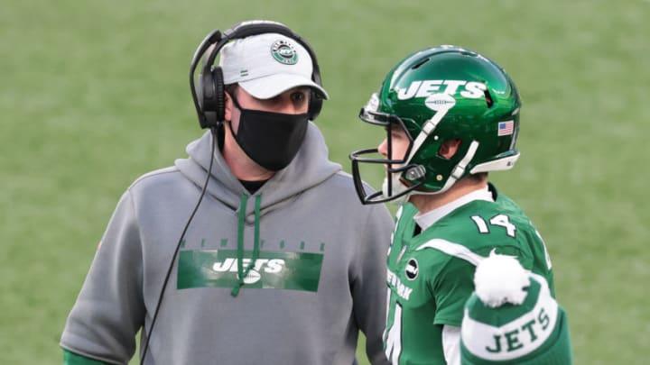 NY Jets, Adam Gase Mandatory Credit: Vincent Carchietta-USA TODAY Sports