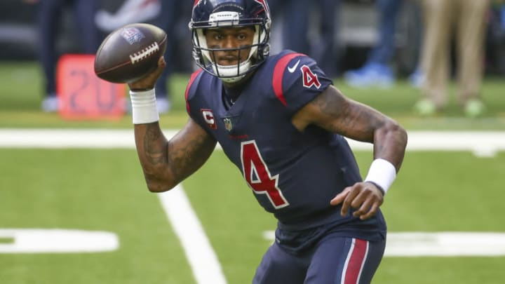 NY Jets, Deshaun Watson Mandatory Credit: Troy Taormina-USA TODAY Sports