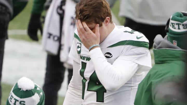 NY Jets Mandatory Credit: Winslow Townson-USA TODAY Sports