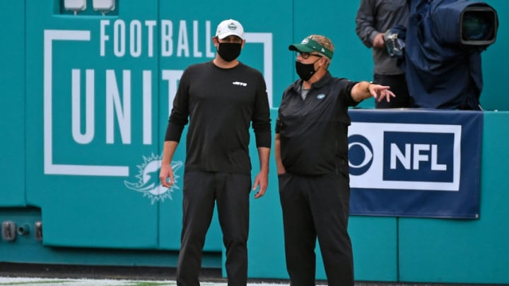 NY Jets, Adam Gase Mandatory Credit: Jasen Vinlove-USA TODAY Sports
