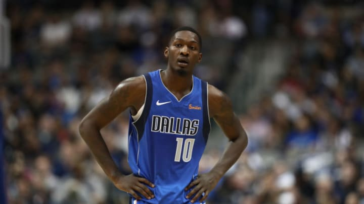 Dallas Mavericks Dorian Finney-Smith (Photo by Ronald Martinez/Getty Images)