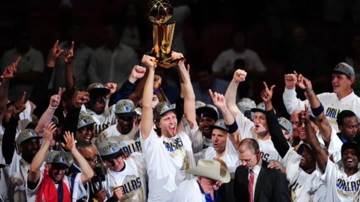 Dallas Mavericks Dirk Nowitzki (MARK RALSTON/AFP via Getty Images)