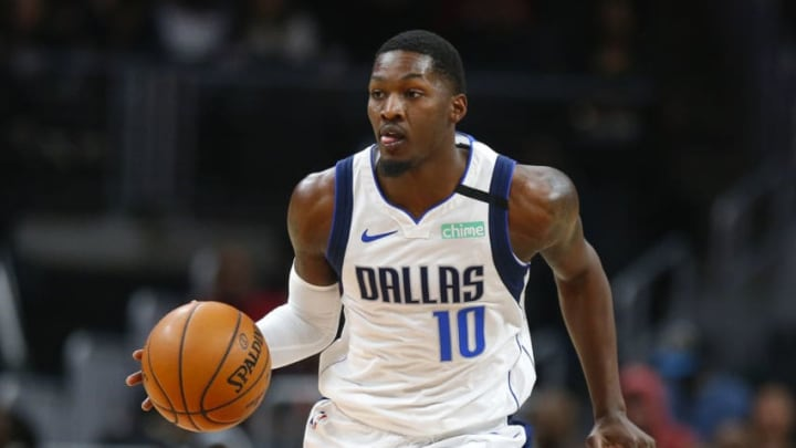Dallas Mavericks Dorian Finney-Smith (Photo by Todd Kirkland/Getty Images)