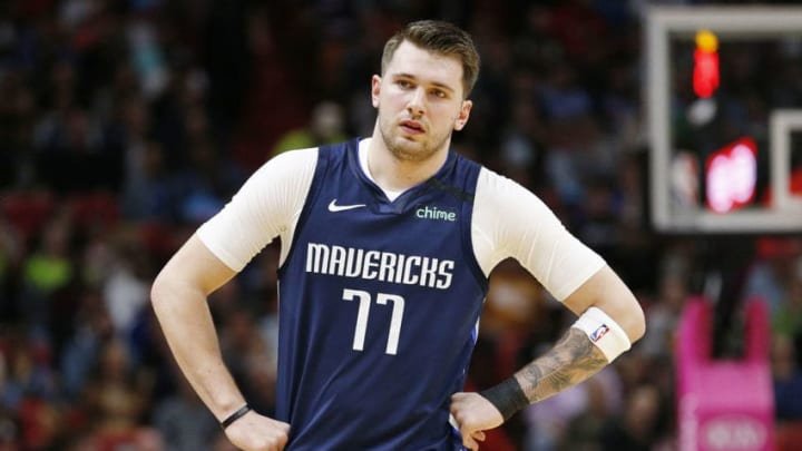 Dallas Mavericks Luka Doncic (Photo by Michael Reaves/Getty Images)