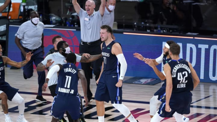 Dallas Mavericks Luka Doncic (Photo by Ashley Landis-Pool/Getty Images)