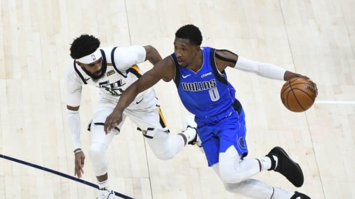 Dallas Mavericks Josh Richardson (Photo by Alex Goodlett/Getty Images)