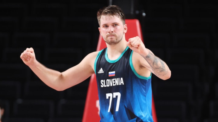 Dallas Mavericks Luka Doncic (Photo by Gregory Shamus/Getty Images)