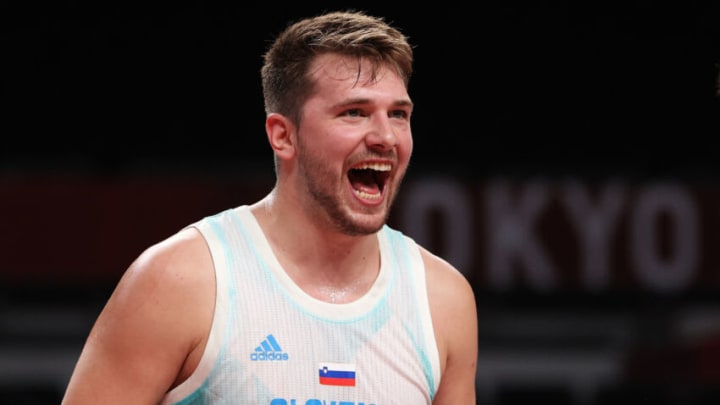 Dallas Mavericks Luka Doncic (Photo by Kevin C. Cox/Getty Images)