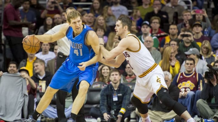 Dallas Mavericks Dirk Nowitzki (Photo by Jason Miller/Getty Images)