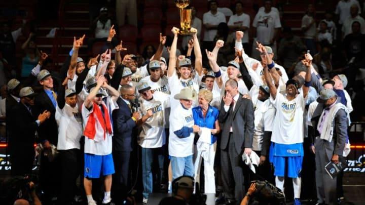 Dallas Mavericks Dirk Nowitzki Copyright 2011 NBAE (Photo by David Dow/NBAE via Getty Images)