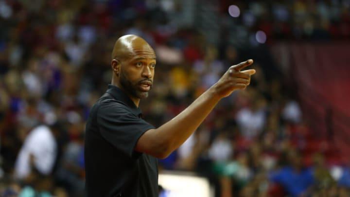Dallas Mavericks Jamahl Mosley Mandatory Credit: Mark J. Rebilas-USA TODAY Sports