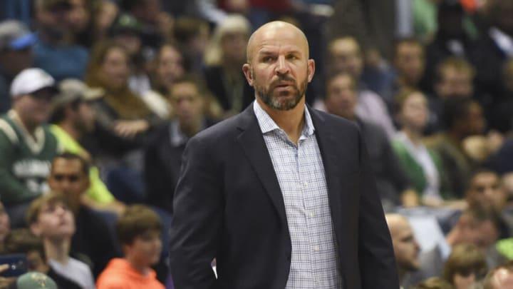 Dallas Mavericks Jason Kidd Mandatory Credit: Benny Sieu-USA TODAY Sports