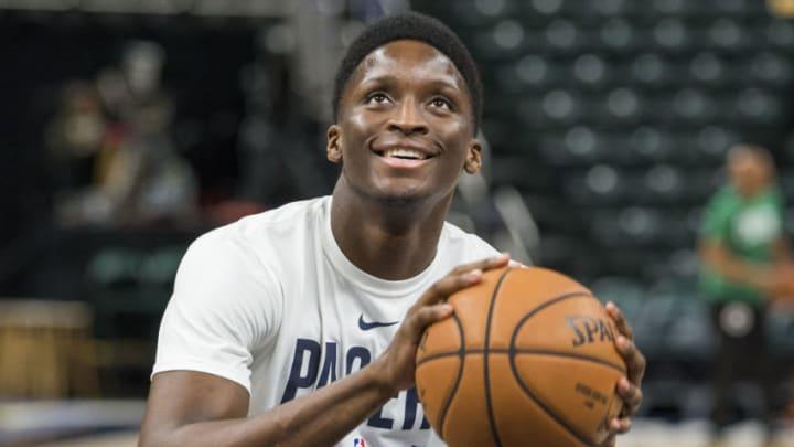 Dallas Mavericks Victor Oladipo Mandatory Credit: Trevor Ruszkowski-USA TODAY Sports