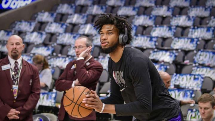 Dallas Mavericks Marvin Bagley III Mandatory Credit: Jerome Miron-USA TODAY Sports