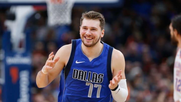 Dallas Mavericks Luka Doncic Mandatory Credit: Alonzo Adams-USA TODAY Sports