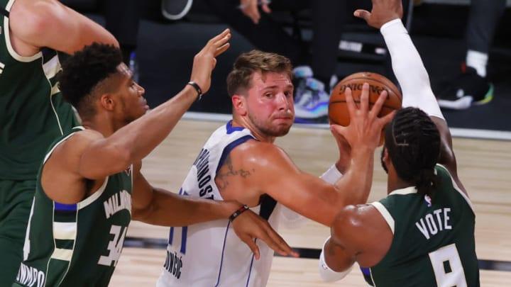Dallas Mavericks Luka Doncic Mandatory Credit: Kevin C. Cox/Pool Photo-USA TODAY Sports
