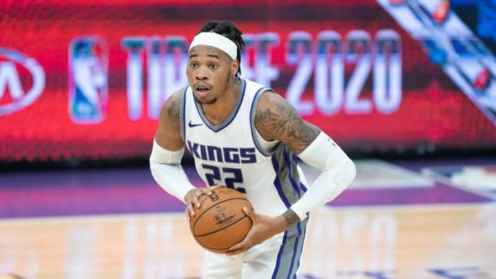 Dallas Mavericks Richaun Holmes Mandatory Credit: Kyle Terada-USA TODAY Sports