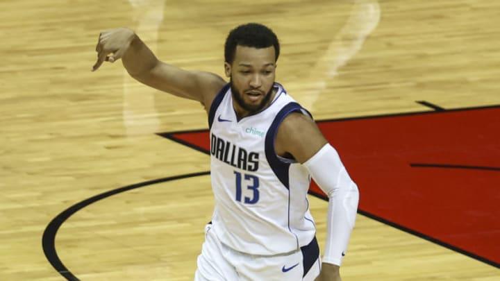 Dallas Mavericks Jalen Brunson Mandatory Credit: Troy Taormina-USA TODAY Sports