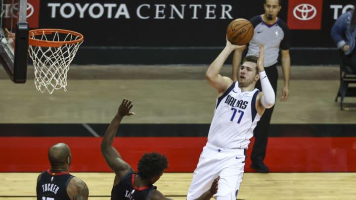 Dallas Mavericks Luka Doncic Mandatory Credit: Troy Taormina-USA TODAY Sports