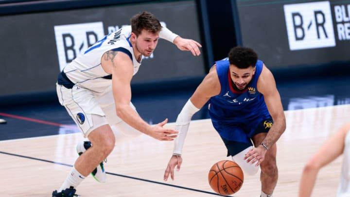 Dallas Mavericks Luka Doncic Jamal Murray Mandatory Credit: Isaiah J. Downing-USA TODAY Sports