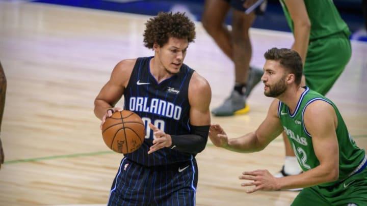 Dallas Mavericks Aaron Gordon Mandatory Credit: Jerome Miron-USA TODAY Sports