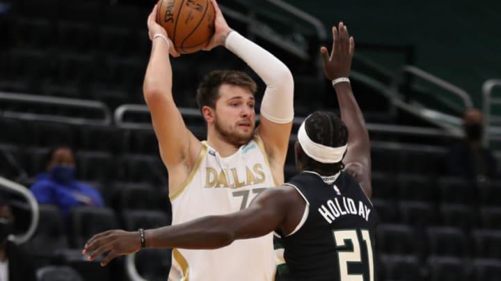 Dallas Mavericks Luka Doncic Mandatory Credit: Nick Monroe/Handout Photo via USA TODAY Sports