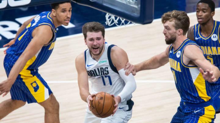 Dallas Mavericks Luka Doncic Mandatory Credit: Trevor Ruszkowski-USA TODAY Sports