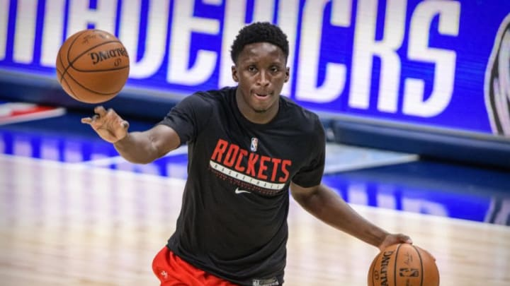 Dallas Mavericks Victor Oladipo Mandatory Credit: Jerome Miron-USA TODAY Sports