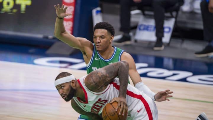Dallas Mavericks Tyler Bey Mandatory Credit: Jerome Miron-USA TODAY Sports