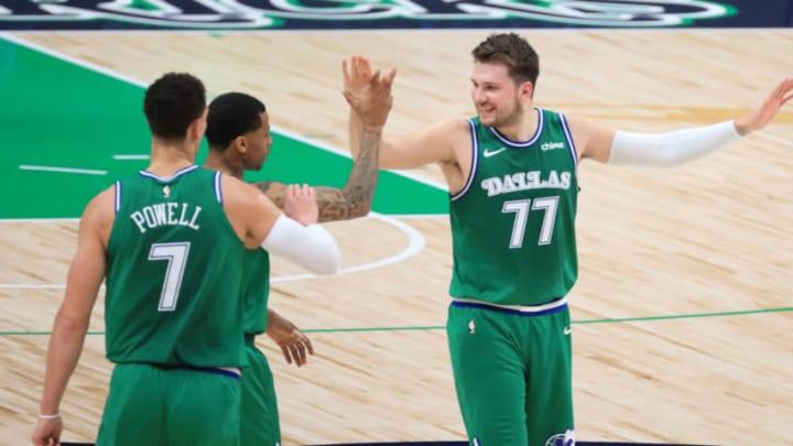 Dallas Mavericks Luka Doncic Mandatory Credit: Kevin Jairaj-USA TODAY Sports