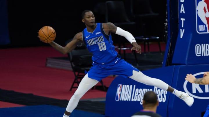 Dallas Mavericks Dorian Finney-Smith Mandatory Credit: Bill Streicher-USA TODAY Sports