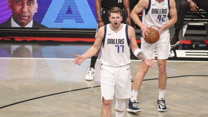 Dallas Mavericks Luka Doncic Mandatory Credit: Wendell Cruz-USA TODAY Sports