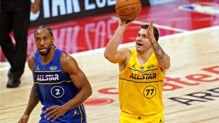 Dallas Mavericks Luka Doncic Mandatory Credit: Dale Zanine-USA TODAY Sports