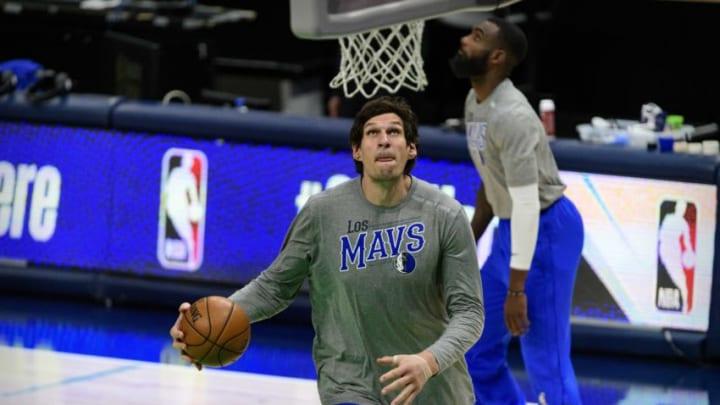 Dallas Mavericks Boban Marjanovic Mandatory Credit: Jerome Miron-USA TODAY Sports