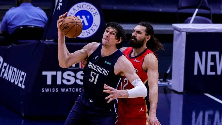 Dallas Mavericks, Boban Marjanovic