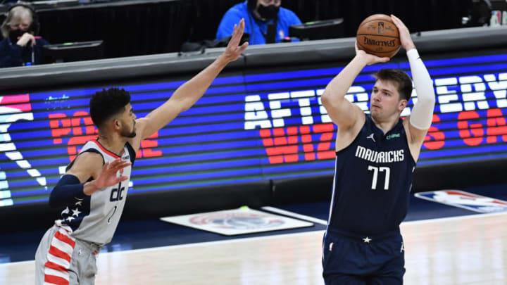 Dallas Mavericks Luka Doncic Mandatory Credit: Brad Mills-USA TODAY Sports